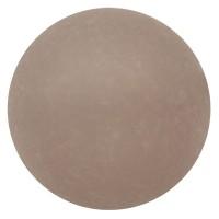 Polarisperle, rund, ca. 6 mm, dunkelgrau