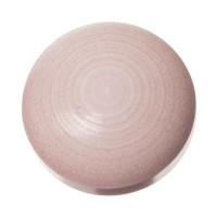 Polaris Ceramica Cabochon, rund, 12 mm, light amethyst