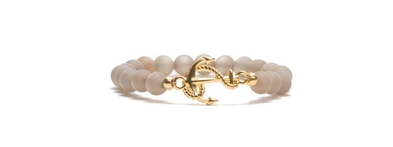 Armband Goldener Anker