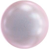 Swarovski Crystal Pearl, rund, 6 mm, iridescent dreamy rose