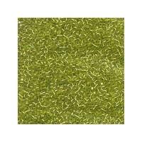 Delica 11/0, s / l  chartreuse, ca. 7,2 gr