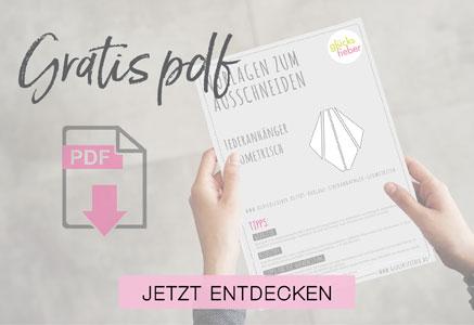 PDF Vorlagen für Schmuck selbermachen