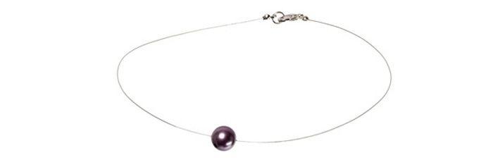 Schwebende Perle mit Kalotte M7