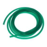 PVC-Schlauch Durchmesser 2,5 mm, grün, Länge 1 m