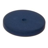 Polaris Perlenglück-Scheibe rund, 16mm, dunkelblau