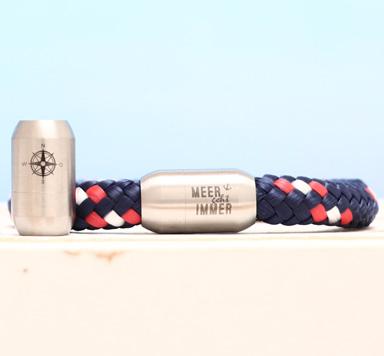 Magnetverschlüsse für 8 mm Band