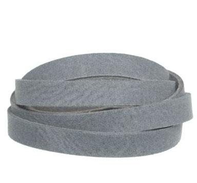 Breites Craft Lederband 10 x 2 mm