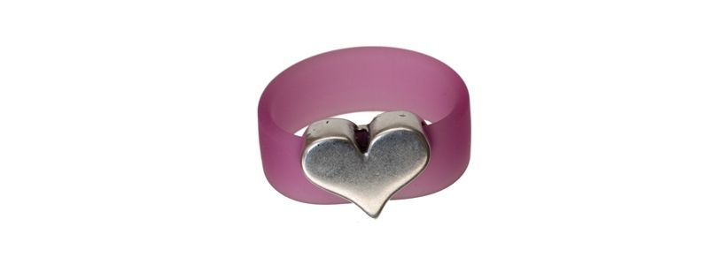 Ring Love Fuchsia