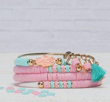DIY-Anleitung für Armbänder mit Katsuki Perlen