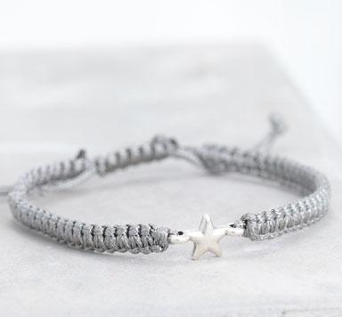 Zarte Armbänder mit Armbandverbindern