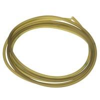 PVC-Schlauch Durchmesser 2,5 mm, olivgrün, Länge 1 m