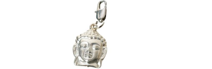 "Charm ""Shiny Buddha"""