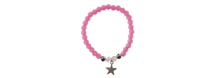 Polaris-Armband Rose Stern