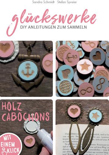 DIY Online Magazin Glückswerke 4 Holzcabochons