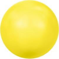 Swarovski Crystal Pearl, rund, 4 mm, neon yellow